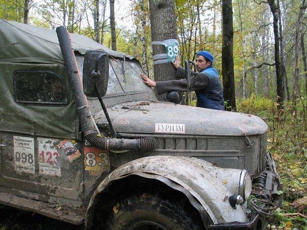 ГАЗ 69 - бампер, лебедка, шноркель - Мастерская Гром-Строй